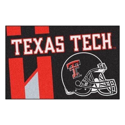 NCAA Texas Tech University Starter Mat