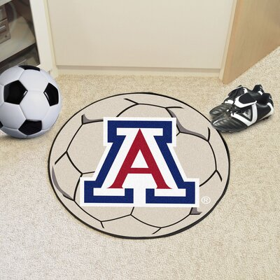 NCAA University of Arizona Soccer Ball