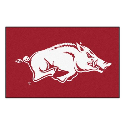 NCAA University of Arkansas Ulti-Mat