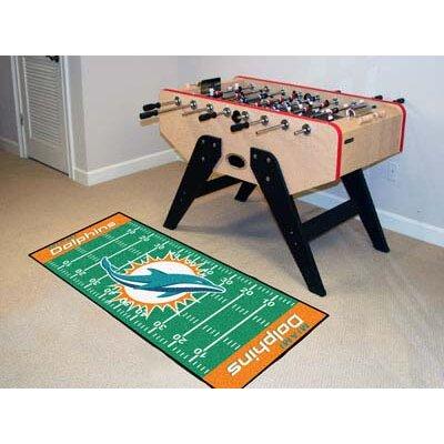 NFL - Miami Dolphins Football Field Runner