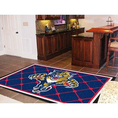 NHL - Florida Panthers Doormat Rug Size: 310 x 6