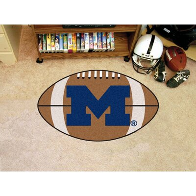 NCAA University of Michigan Football Doormat