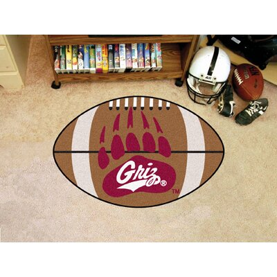 NCAA University of Montana Football Doormat