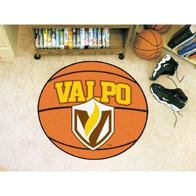 NCAA Valparaiso University Basketball Mat