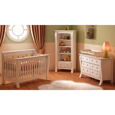 Kidz Decoeur Augusta 3-in-1 Convertible Nursery Set AG-U03/CB