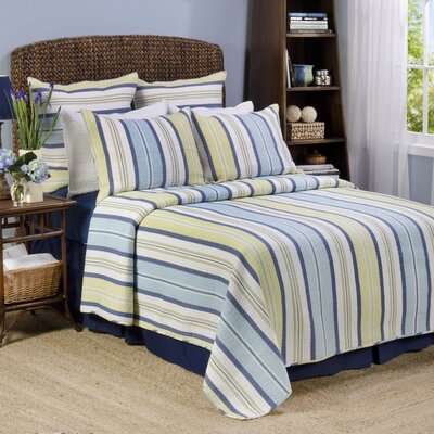 Newport Quilt Set Size: King