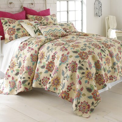Chatelet Quilt Set Size: Full/Queen