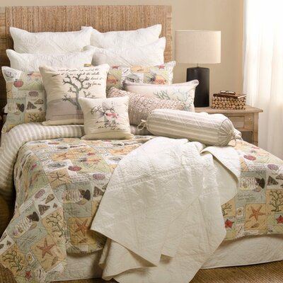 Pescador 2 Piece Twin Quilt Set