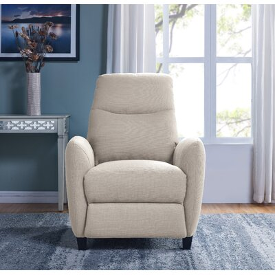 Push Back Recliner Upholstery: Oatmeal