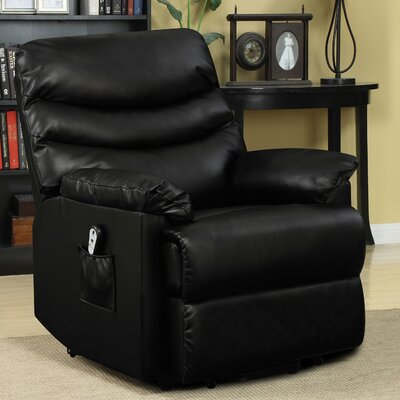 ProLounger Wall Hugger Recliner - Color: Black at Sears.com