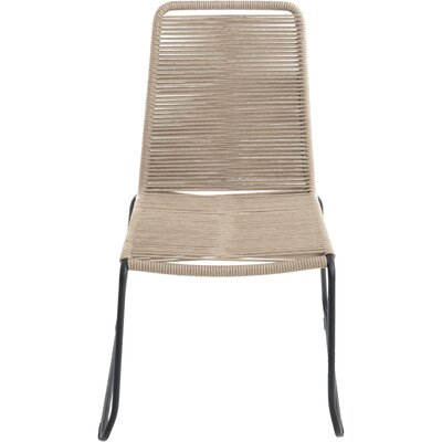 Side Chair Finish: Latte