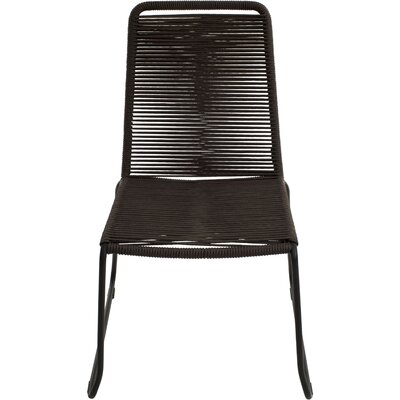 Side Chair Finish: Mocca