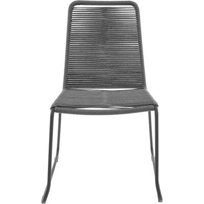 Side Chair Finish: Gray
