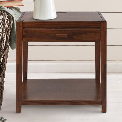 Notre Dame 1 Drawer Nightstand