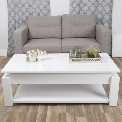 Kayla Coffee Table with Lift-Top