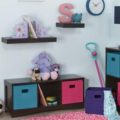 Pete Kids Toy Storage Bench