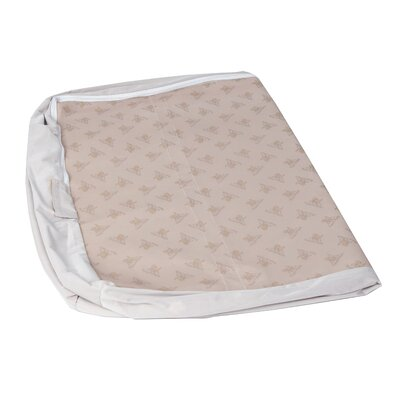 Claret Dog Bed Cover Size: Large (30 L x 42 W), Color: Beige
