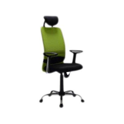 Mesh Desk Chair HI-3005 GREEN