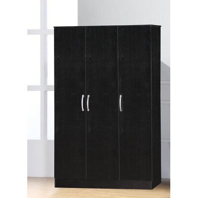 Armoire Finish: Black
