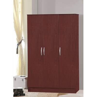 Armoire Finish: Mahogany