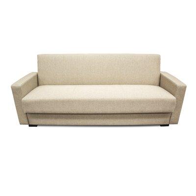 Sleeper Sofa Upholstery: Beige