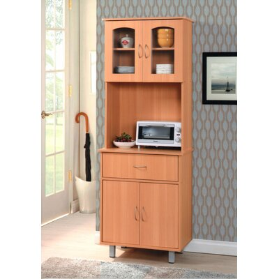 Humphreys China Cabinet Color: Beech