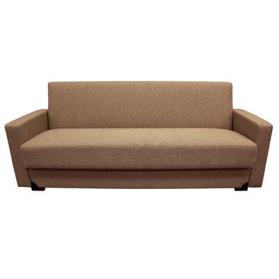 Sleeper Sofa Upholstery: Brown