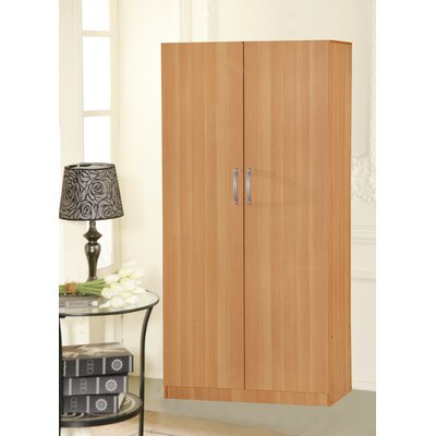 Armoire Finish: Beech