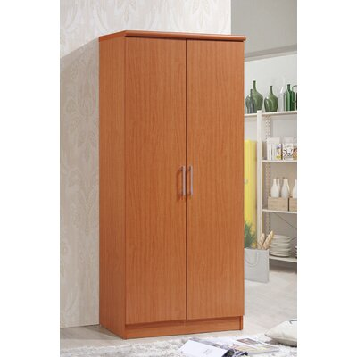 Mullinax Armoire Finish: Cherry