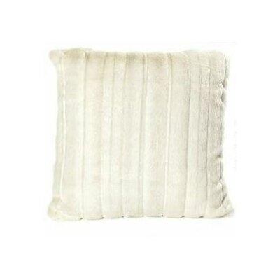 Fancy Mink Faux Fur Throw Pillow