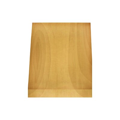 Solid Teak Lumber Plank Size: 0.88 H x 3.75 W x 3.88 D