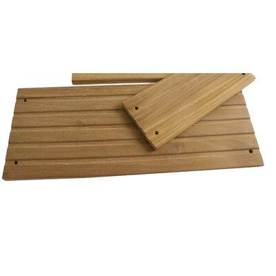 Teak 15 x 6 Deck Step