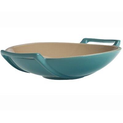 "Le Creuset 9.8"" Non-Stick Wok Dish PG0500CB-2017"