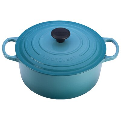 Enameled Cast Iron 5-Qt. Oval Dutch Oven