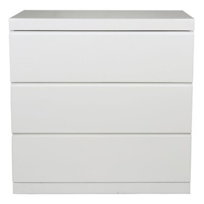 Kale 3 Drawer Dresser