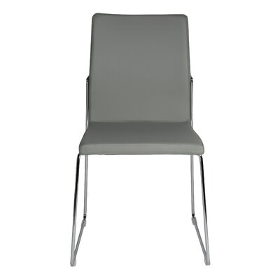 Marco Parsons Chair Upholstery: Grey