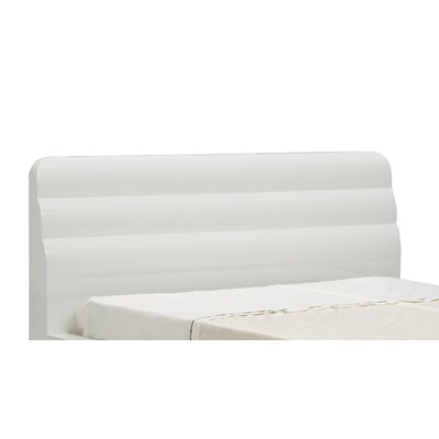 Liquido Upholstered Panel Bed Size: Queen