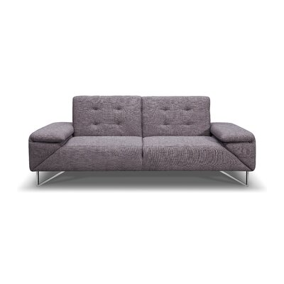 SO1254F-GRY Whiteline Imports Sofas