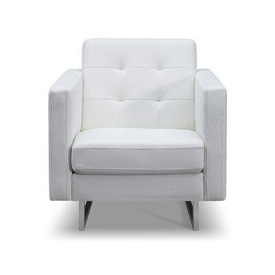 Giovanni Armchair NCAA Team: White