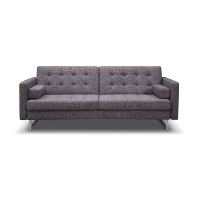 SO1195F-GRY WTLE1631 Whiteline Imports Giovanni Sleeper Sofa