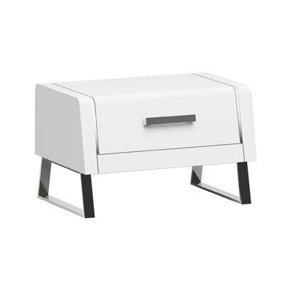 Bahamas 1 Drawer Nightstand