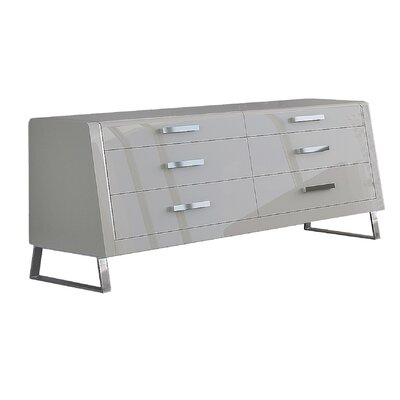 Bahamas 6 Drawer Dresser