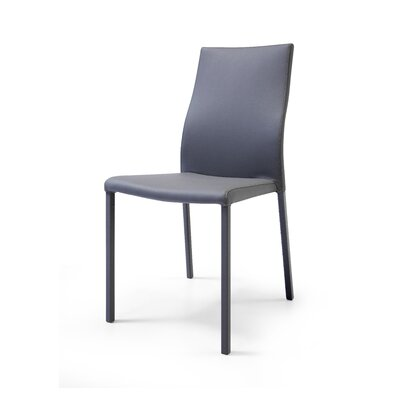 Ellie Dining Chair Set Finish: Grey