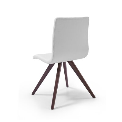 Olga Dining Chair Set Finish: White