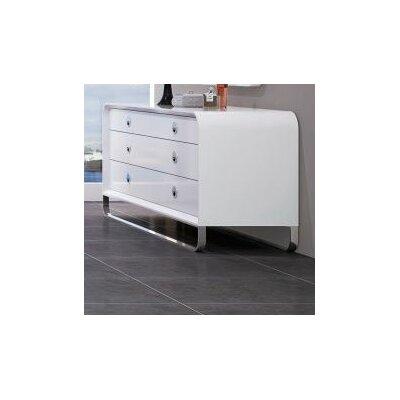 Liquido 6 Drawer Dresser