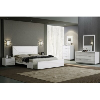 Aspinwall King Upholstered Bed