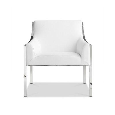 Antonietta Armchair Upholstery: White