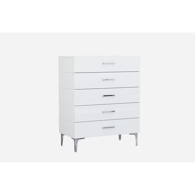 Adelia 5 Drawer Chest