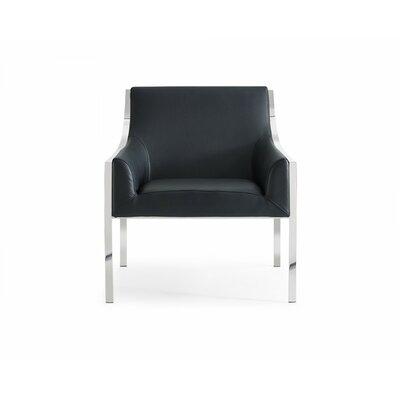 Antonietta Armchair Upholstery: Black