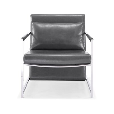 San Armchair Upholstery: Gray